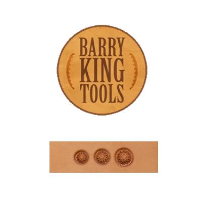 Barry King Stempel