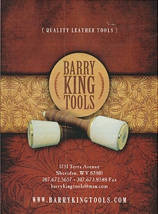 BARRY KING Katalog