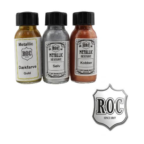 ROC Metallicfarben